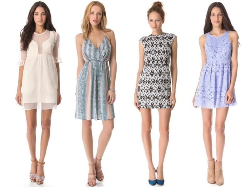 Select a Summer Frock