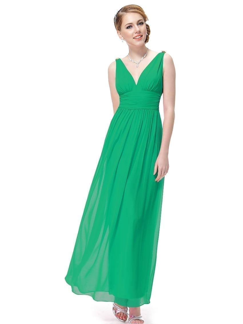 Evening Dresses Emerald Green - Eligent Prom Dresses