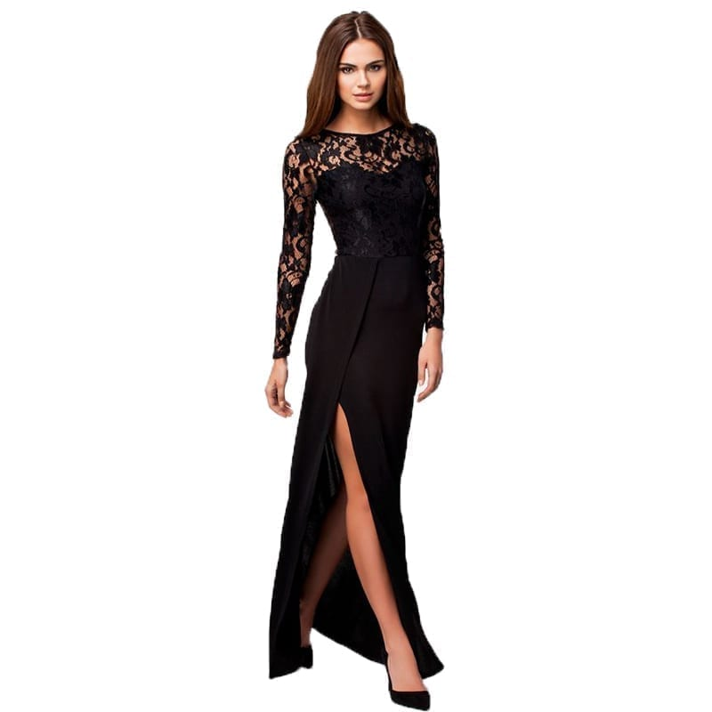 Floor Length Party Dresses 13