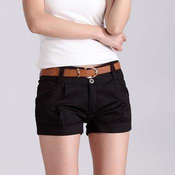 Summer Casual Woman Shorts