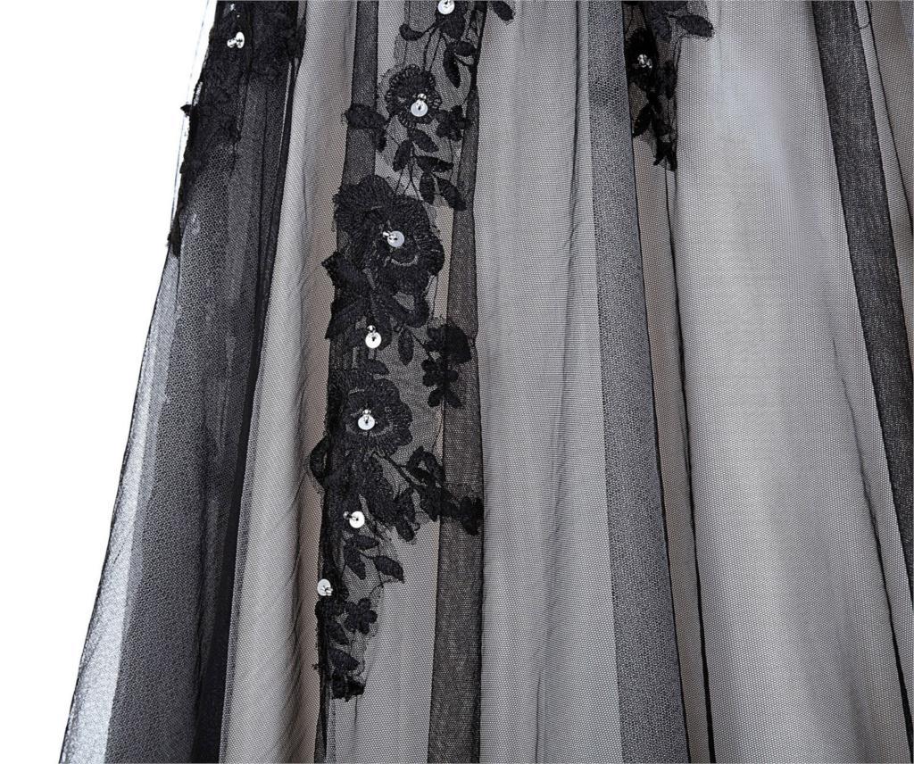 Elegant Lace Appliques Mother Of The Bride Dress