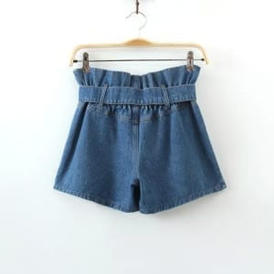 Back bow tie shorts