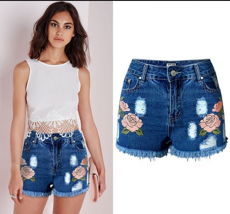 Fron shorts