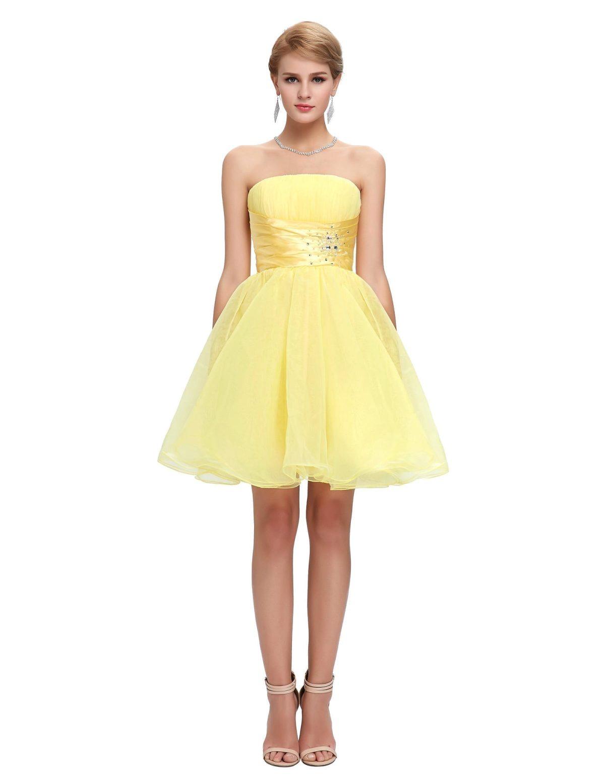 Elegant Sleeveless Short Cocktail Dress