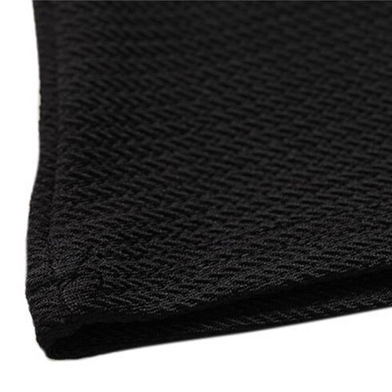 Long Sleeve Black Shirt Dress Plus Size