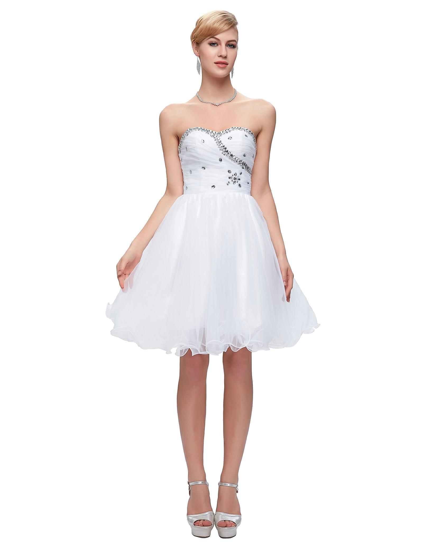 Purple short wedding party bridesmaid dress for Shop short wedding dresses