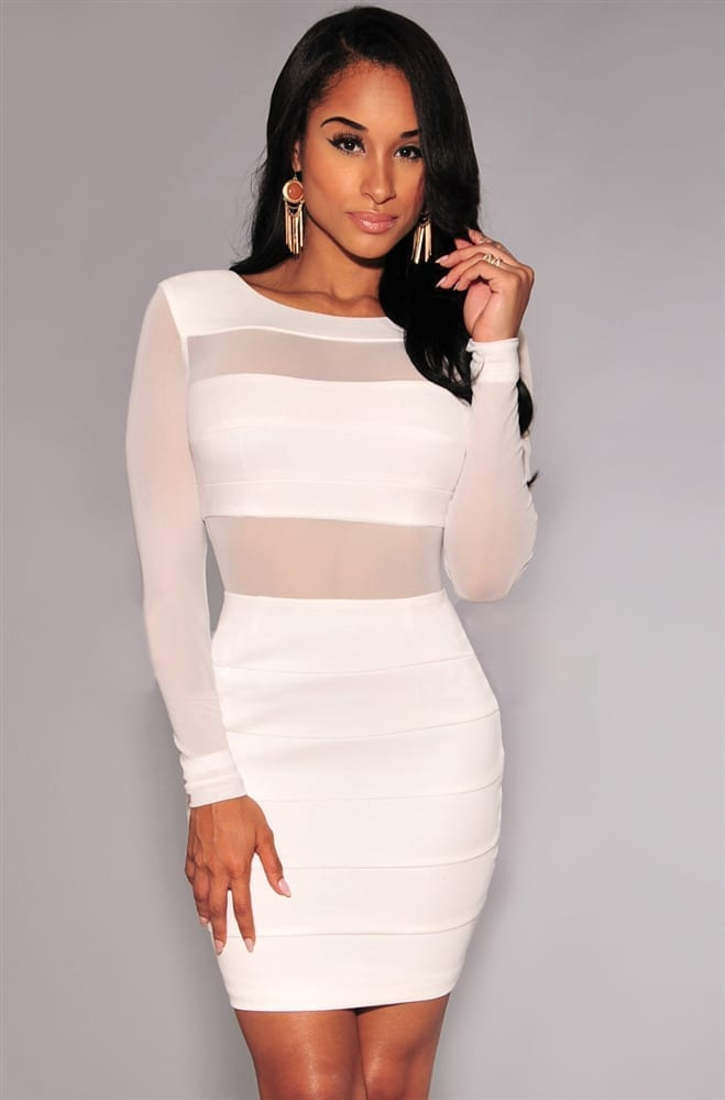 What Type Of Shoes To Wear With A Bodycon Dress