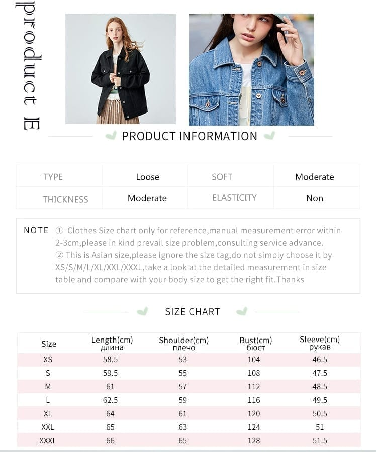 SEMIR Denim jacket women 2020 spring autumn new short jacket female lapel retro cotton loose fashion demin coat for woman