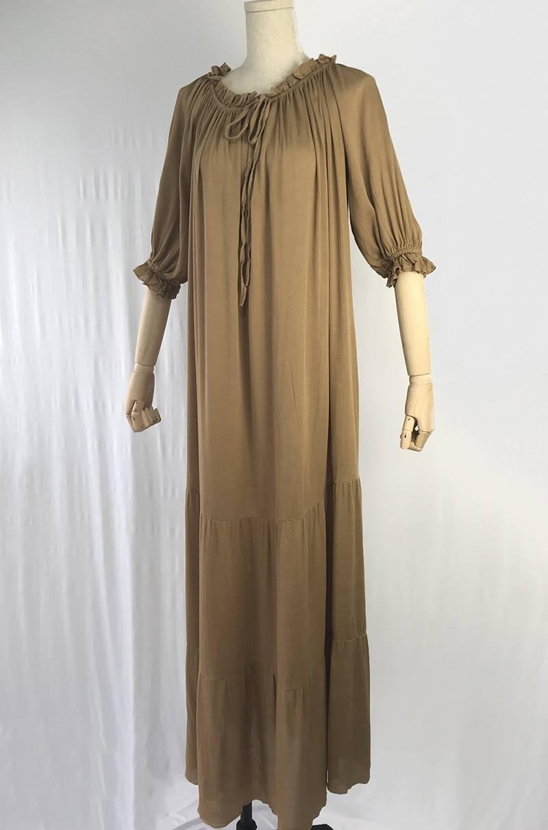 TEELYNN maxi boho dress rayon solid sexy off the shoulder beach sundress lantern sleeve summer long women dresses 2019 vestido