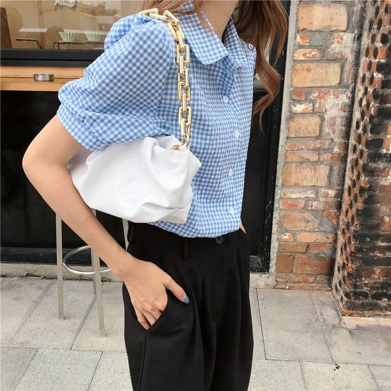 Bag For Women Cloud bag Soft Leather Hobos Bag Single Shoulder Purse Women Crossbody Bag Luxury Handbag And Purse Day Clutches