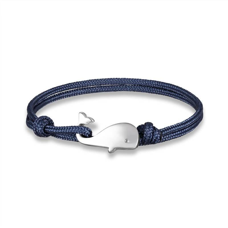Whale Tail Anchor Bracelet 3