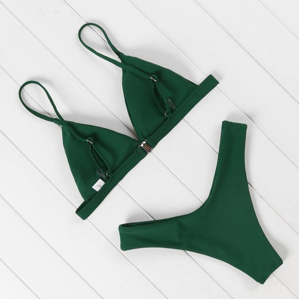 Brazilian push up bikini set