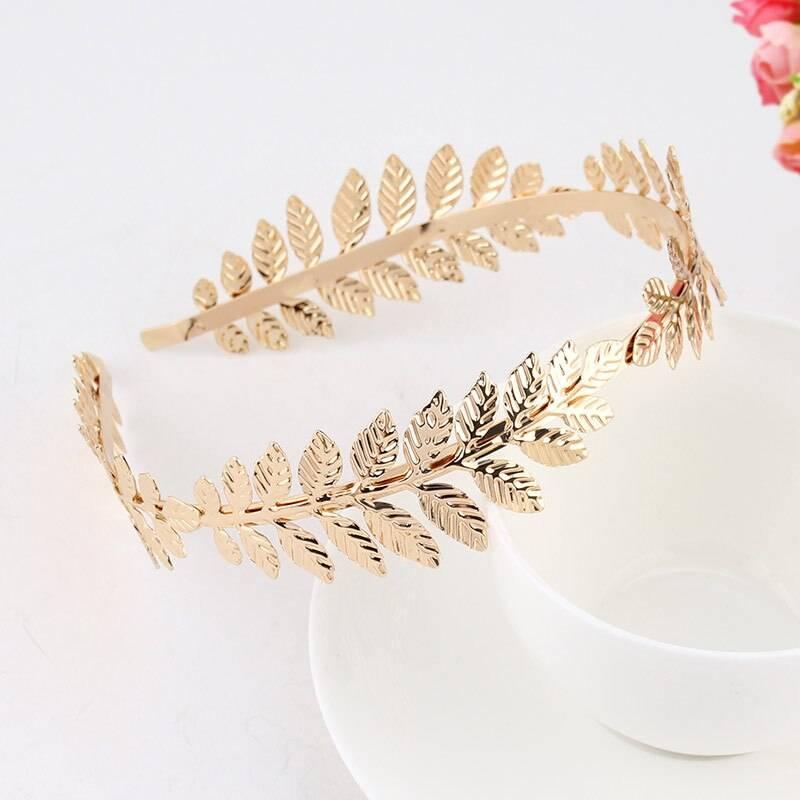 Colorful gem baroque headbands hair accessories